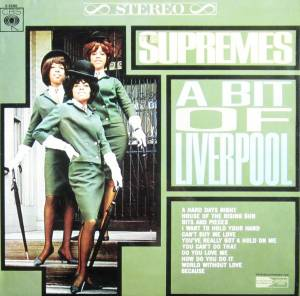 Cover - Supremes, The: Bit Of Liverpool, A
