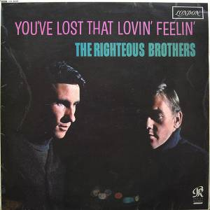 Cover - Righteous Brothers, The: You've Lost That Lovin' Feelin'