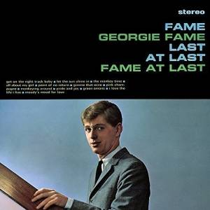 Cover - Georgie Fame: Fame At Last