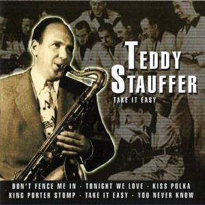 Cover - Teddy Stauffer: Take It Easy