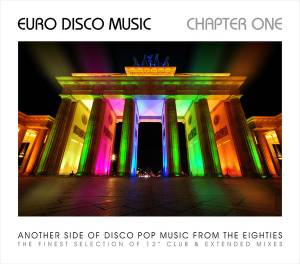 Cover - Latin Lover: Euro Disco Music Chapter One