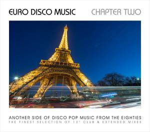 Cover - Latin Lover: Euro Disco Music Chapter Two