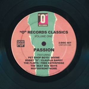 "Cover - Hotline: ""O"" Records Classics Volume One: Passion"