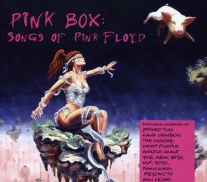 Cover - Fee Waybill: Pink Box: Songs Of Pink Floyd