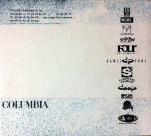 Columbia August/September 1997 Limited Popkomm. Edition - Cover