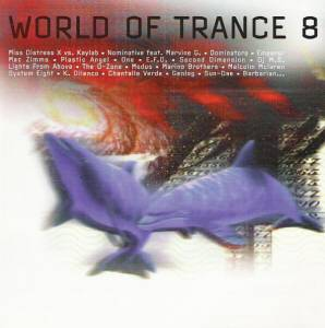 Cover - Emperor: World Of Trance 08