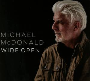 Cover - Michael McDonald: Wide Open