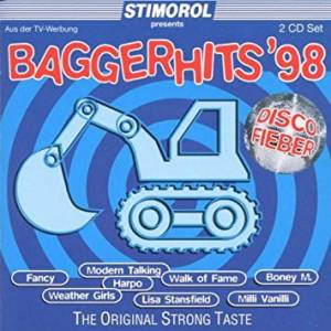Cover - Tamperer Feat. Maya, The: Baggerhits '98 - Disco Fieber