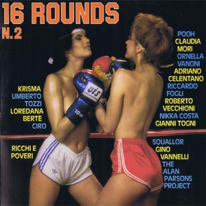 16 Rounds N. 2 - Cover