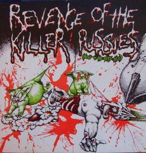 Revenge Of The Killer Pussies - Cover