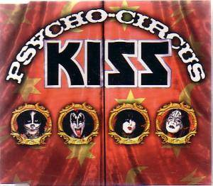 KISS: Psycho Circus - Cover
