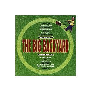 Cover - Tumbleweed: Big Backyard - Live In Concert, The