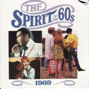 Spirit Of The 60s - 1969, The - Cover