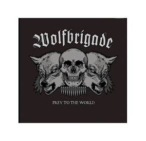 Wolfbrigade: Prey To The World - Cover
