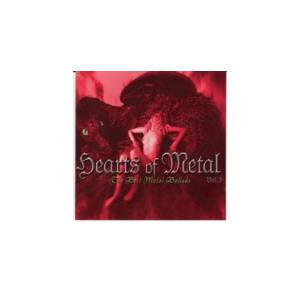 Hearts Of Metal Vol. 3 - Cover