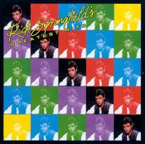 Rick Springfield: Greatest Hits - Cover