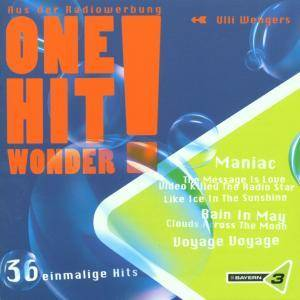 Ulli Wengers One Hit Wonder Vol. 01 - Cover