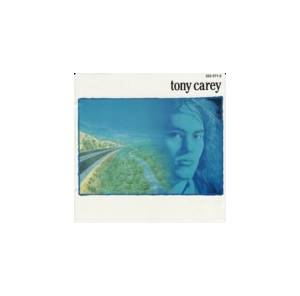 Tony Carey: Blue Highway - Cover