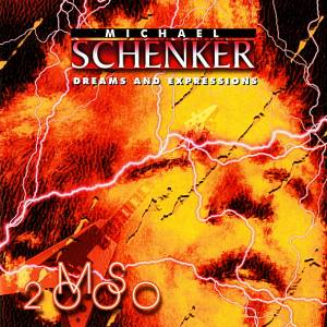 Cover - Michael Schenker: MS 2000 Dreams And Expressions