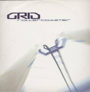 Cover - Grid, The: Rollercoaster