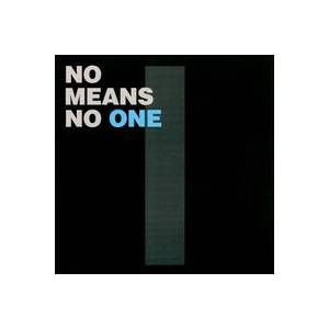 NoMeansNo: One - Cover