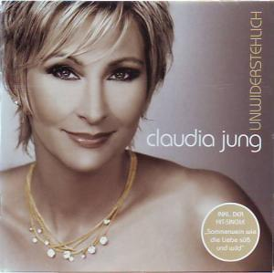 Claudia Jung: Unwiderstehlich - Cover