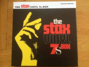 Stax Vinyl 7s Box, The - Cover