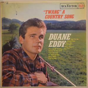 "Cover - Duane Eddy: ""Twang"" A Country Song"