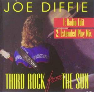 Cover - Joe Diffie: Third Rock From The Sun