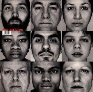 Bad Religion: Gray Race, The - Cover