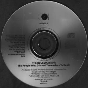 The Housemartins: The People Who Grinned Themselves To Death (CD) - Bild 4