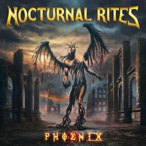Cover - Nocturnal Rites: Phoenix