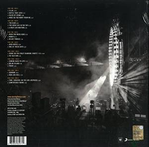 David Gilmour: Live At Pompeii (4-LP) - Bild 2
