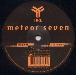 Cover - Meteor Seven: Higher