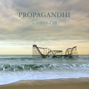 Cover - Propagandhi: Victory Lap