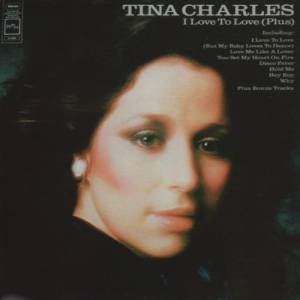 Cover - Tina Charles: I Love To Love (Plus)