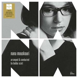Cover - Nana Mouskouri: Nana Mouskouri / Arranged & Conducted By Bobby Scott
