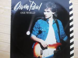 Cover - Owen Paul: One World
