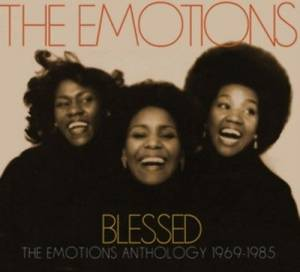 Cover - Emotions, The: Blessed - The Emotions Anthology 1969-1985