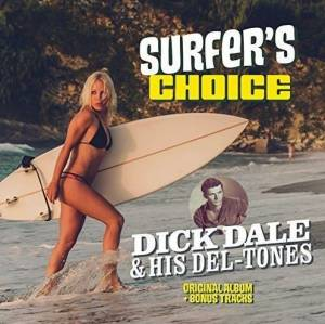 Cover - Dick Dale & His Del-Tones: Surfer's Choice