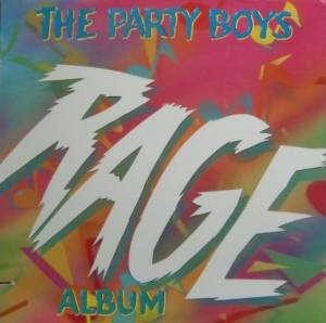 Cover - Party Boys, The: Rage Album