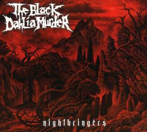 Cover - Black Dahlia Murder, The: Nightbringers