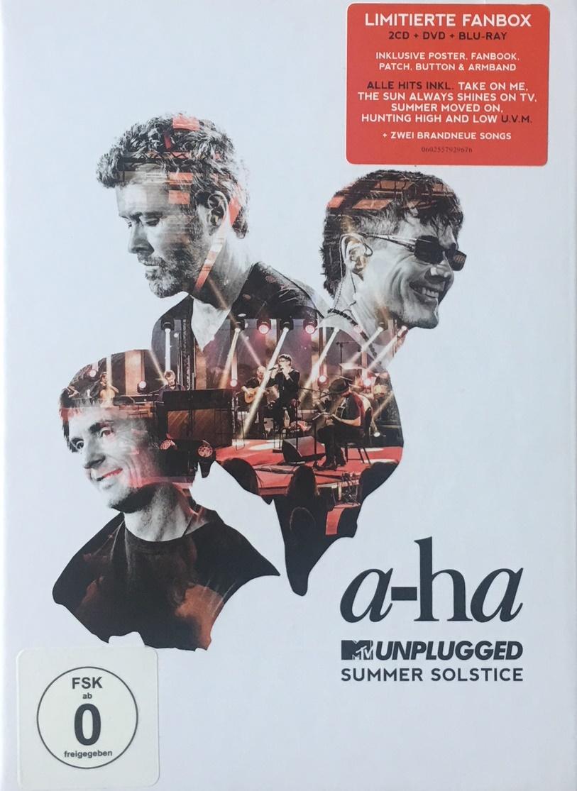 A-Ha Mtv Unplugged