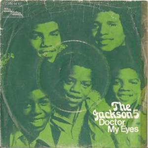 Cover - Jackson Five, The: Doctor My Eyes