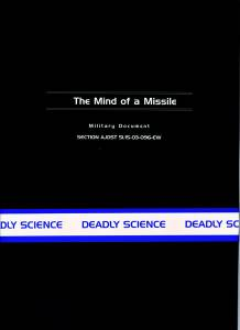 Cover - Aube: Mind Of A Missile, The