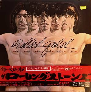 The Rolling Stones: Rolled Gold The Very Best Of Rolling Stones (2-LP) - Bild 1