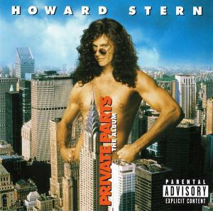 Howard Stern - Private Parts: The Album - Cover