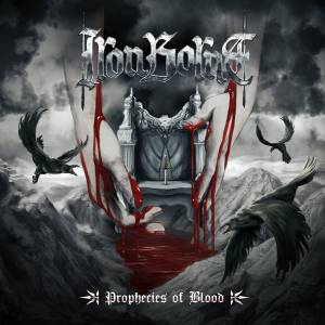 Ironborne: Prophecies Of Blood (2017) - Cover