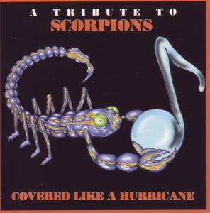 Cover - Phil Lewis: Tribute To The Scorpions - Covered Like A Hurricane, A