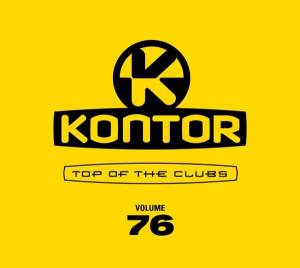 Cover - Lauv: Kontor - Top Of The Clubs Vol. 76